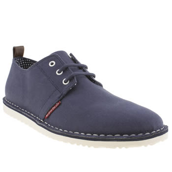 mens red or dead navy mr jives 2 shoes