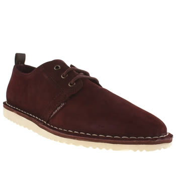 Red Or Dead Burgundy Mr Jives Shoes