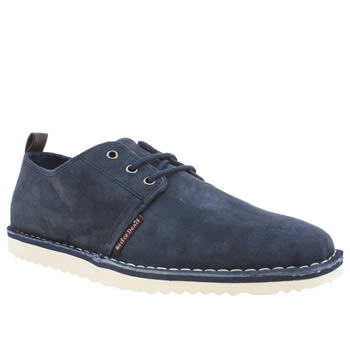 Mens Red Or Dead Navy Mr Jives Shoes