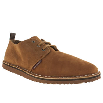 Mens Red Or Dead Tan Mr Jives Shoes