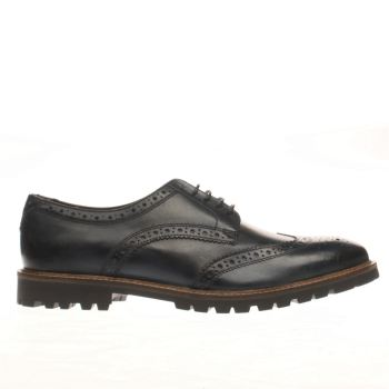 Base London Navy Base Trench Shoes