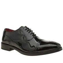 Base London Black Noel Mens Shoes