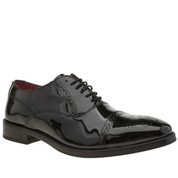 Base London Black Noel Shoes