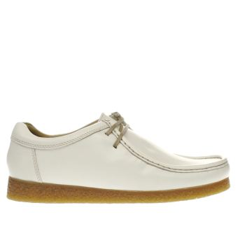 Base London White Genesis Mens Shoes