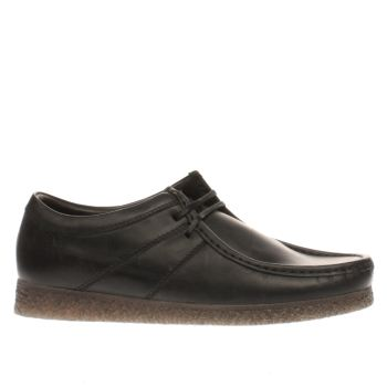 Base London Black Legacy Shoes