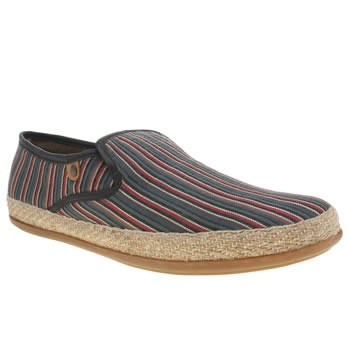 Base London Multi Festival Cvs Slip Shoes