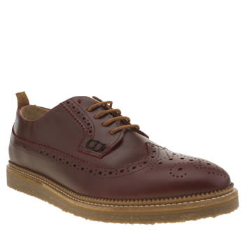 Northern Cobbler Burgundy Powen Shoes
