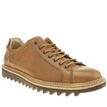 Northern Cobbler Tan Duskey Shoes