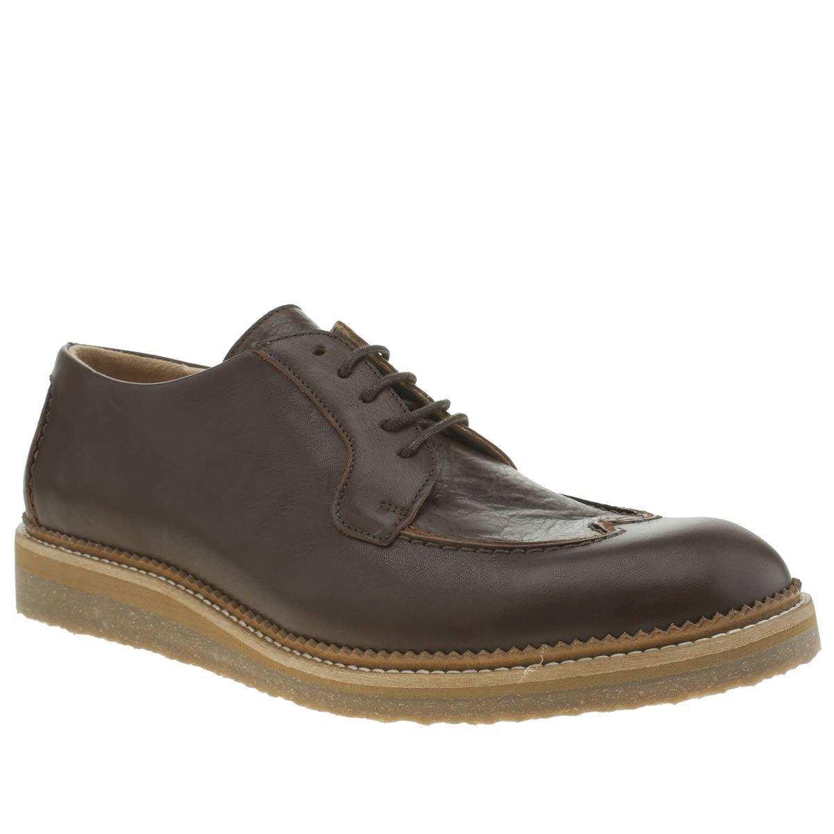 Northern Cobbler Northern Cobbler Brown Dorado Mens Shoes
