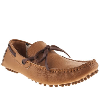 Momentum Tan Boat Driver Shoes