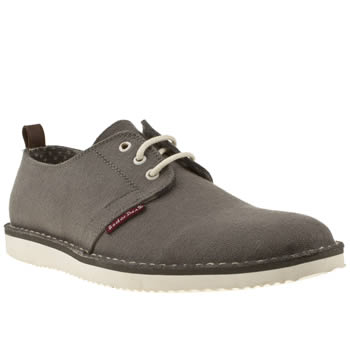 mens red or dead grey mr jives gibson shoes