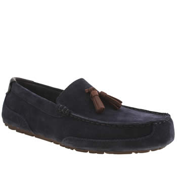 Ugg Australia Navy Boylan Shoes