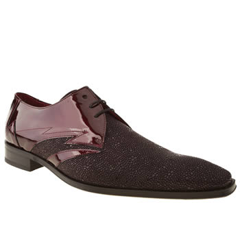 mens jeffery west burgundy escobar sting gibson shoes