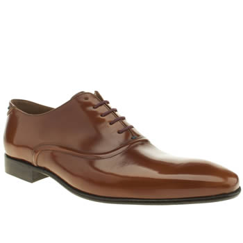 Paul Smith Shoe Ps Tan Starling Shoes