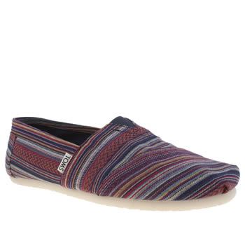 Toms Multi Tribal Seasonal Classic Shoes