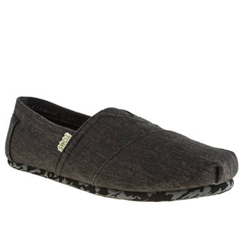 Toms Black Classic Earthwise Shoes
