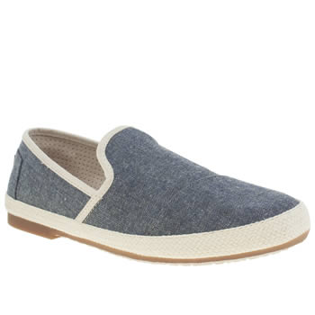 Mens Toms Blue Sabados Shoes