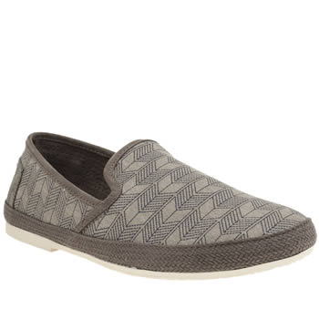 Mens Toms Grey Sabados Shoes