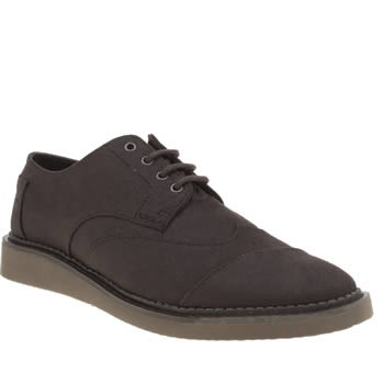 Toms Brown Brogues Shoes