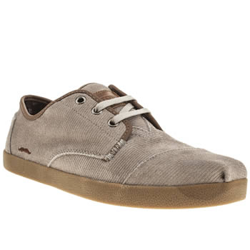 mens toms dark grey paseos movember shoes