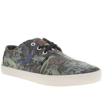 Mens Toms Multi Paseos Shoes