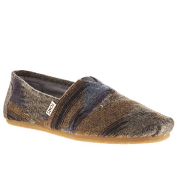 Mens Toms Multi Seasonal Classic Shoes
