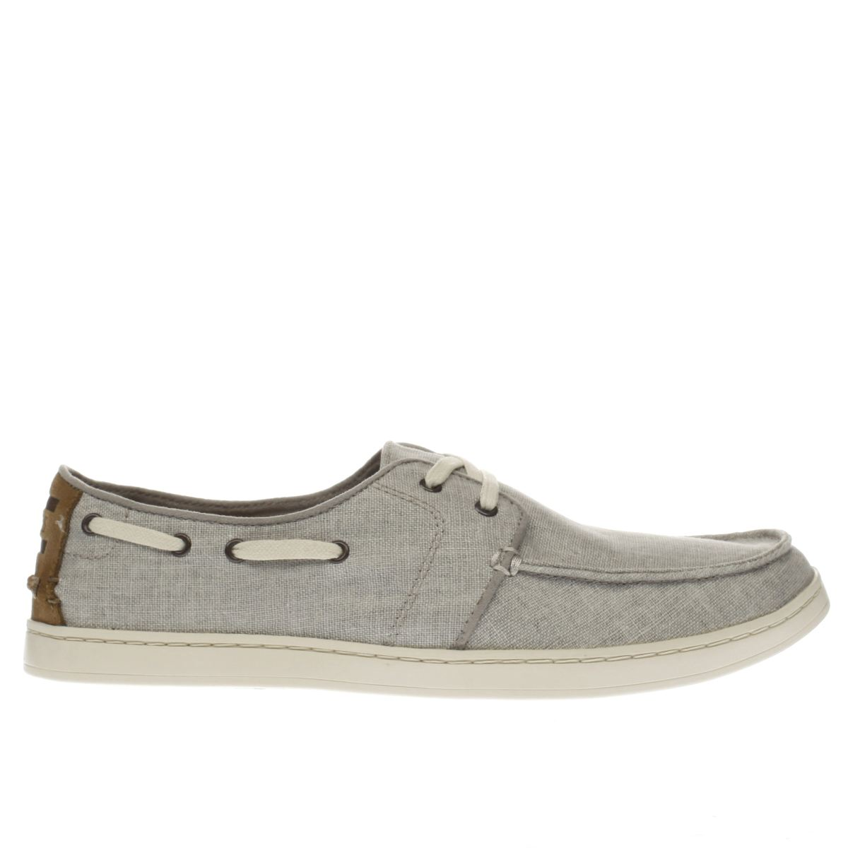 toms light grey culver lace up shoes
