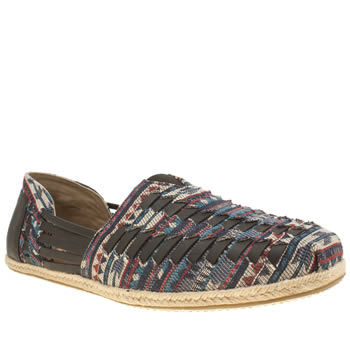 Toms Multi Alpargata Huarache Shoes