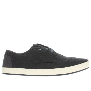 Toms Navy Paseo Sneaker Shoes