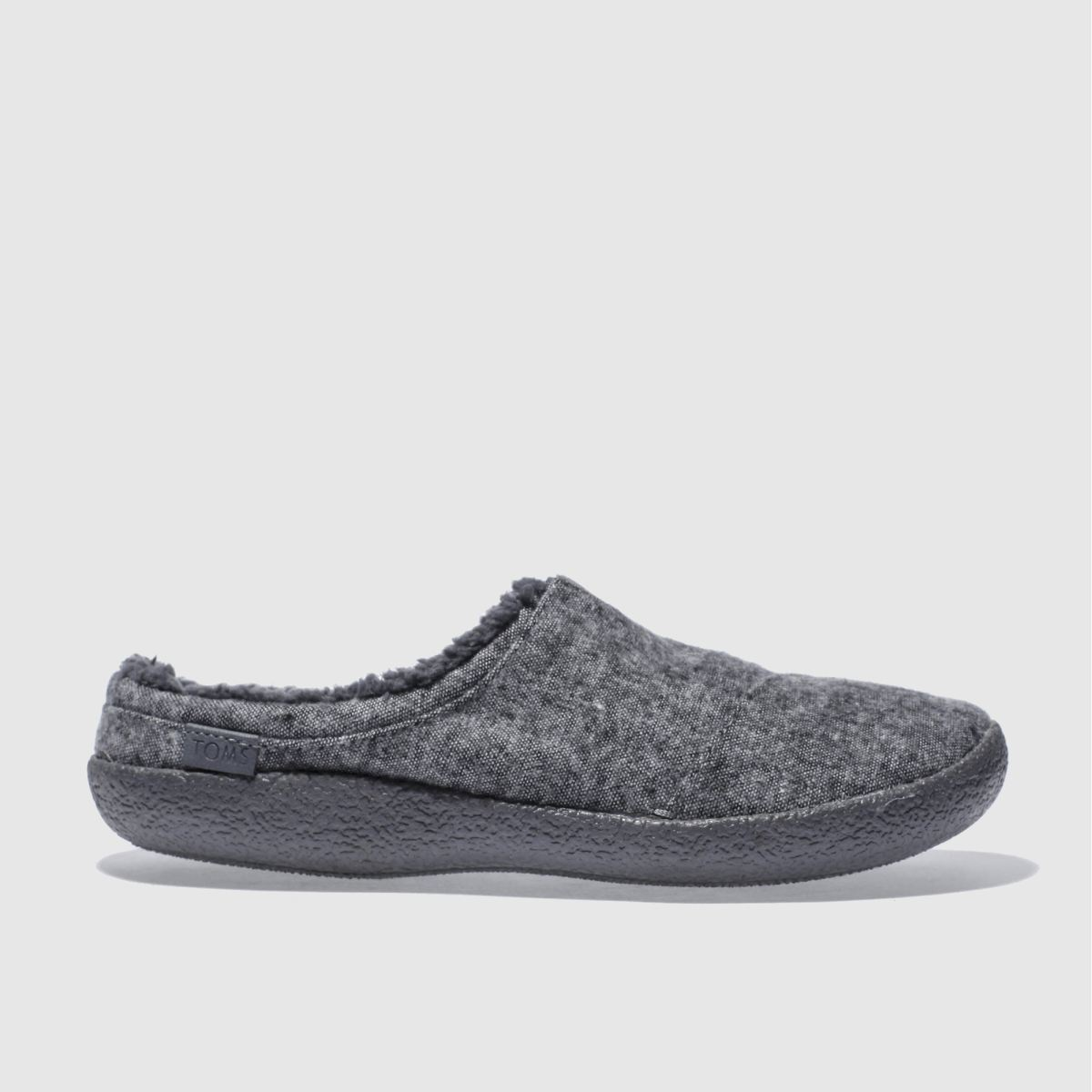 toms grey berkeley slippers