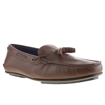 Mens Ted Baker Tan Muddi Shoes