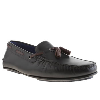Mens Ted Baker Black Muddi Shoes