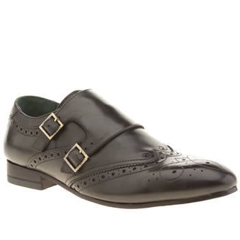 Mens Ted Baker Black Fontin Shoes
