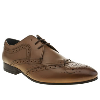 Mens Ted Baker Tan Vineey Shoes