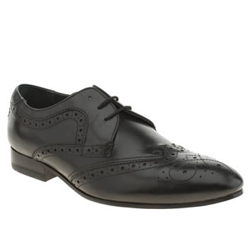 Mens Ted Baker Black Vineey Shoes