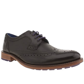 Mens Ted Baker Black Cassiuss 3 Shoes