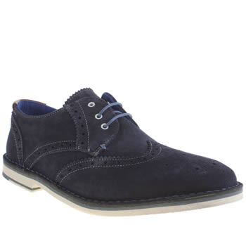 Mens Ted Baker Navy Jamfro 5 Shoes