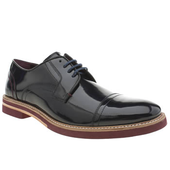 Mens Ted Baker Navy Layke Shoes