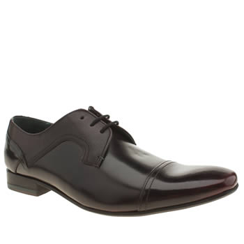 Ted Baker Burgundy Jorett Mens Shoes