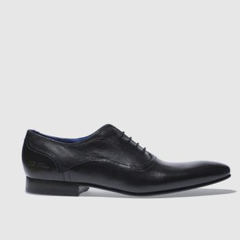 Ted Baker Black Mapul Mens Shoes