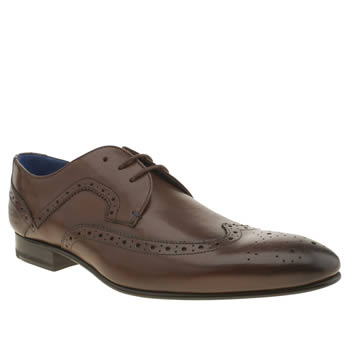 Ted Baker Brown Oakke Shoes