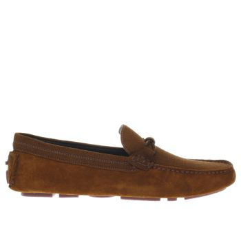 Ted Baker Tan Carlsun 2 Mens Shoes