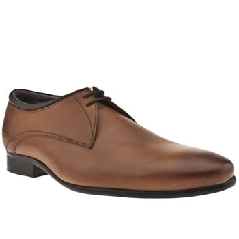 mens ted baker tan sipadan 2 shoes