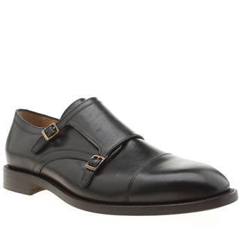H By Hudson Black Baldwin Shoes