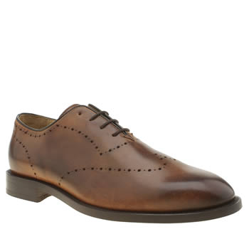 H By Hudson Brown Twain Brogue Shoes
