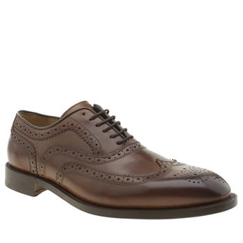 H By Hudson Brown Heyford Mens Shoes