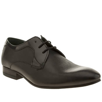 Mens Ted Baker Black Gorrden Shoes