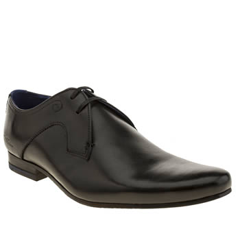 Mens Ted Baker Black Martt Shoes