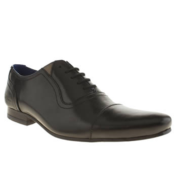 Mens Ted Baker Black Rogrr Shoes