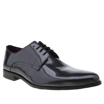 Ted Baker Grey Aundre Mens Shoes